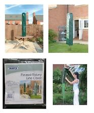 Draper Heavy Duty Parasol / Rotary Washing Line Cover Garden Weather Proofing