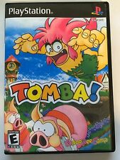 Tomba! - Playstation - Replacement Case - No Game