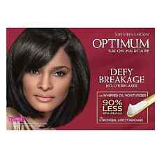 Optimum Care Collection Anti-Breakage No-Lye Relaxer System, Super 1 kit
