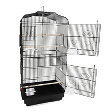 "37"" Bird Parrot Cage Canary Parakeet Cockatiel LoveBird Finch Cage without Stand"