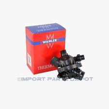 BMW Engine Thermostat + Housing + Sensor Wahler OEM 49476