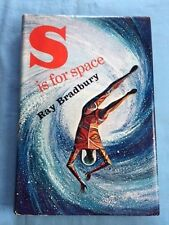 S IS FOR SPACE - INSCRIBED BY RAY BRADBURY
