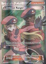 Pokemon Ranger 113/114 Steam Siege Full Art Holo Foil Rare