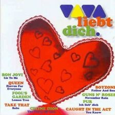Viva liebt Dich (1996) Bon Jovi, Queen, Fool's Garden, Take That, Celin.. [2 CD]