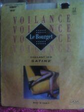 Small Le Bourget Paris Voilance 15 Denier Satine Tights T2 colour_tea
