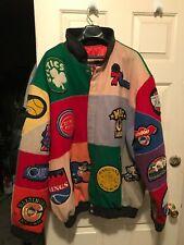 Jeff Hamilton ABA/NBA Jacket Size 5XL