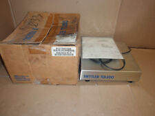 MS025P000 Mettler Toledo NEW In Box Stainless Steel Weigh Scale in 93210001000
