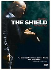 The Shield komplette siebte Staffel 7 sieben DVD SET TV SERIE SHOW Michael chikli