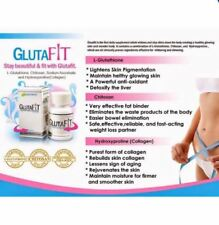 GlutaFit Slimming and Whitening Supplement