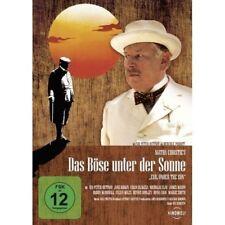 Das Böse unter der Sonne DVD Agatha Christie