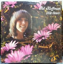 Pat Hoffman - Little Flowers LP Mint- BP-2800 Female 1978 Ca Xian Rock Pop