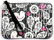 Nwt Disney Parks Vera Bradley Mickey Meets Birdie Shimmer Wristlet Wallet Clutch