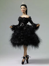 TONNER DOLL  NU MOOD COLLECTION Black Ballet  Skirt  ONLY  MINT CONDITION