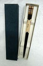 Yoseki wood mosaic chop sticks from Japan new in box Hakone