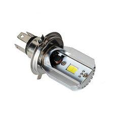 Ampoule LED Motos scooter H4 pour moto Phare 6000K Ampoules Moto Lumière ***
