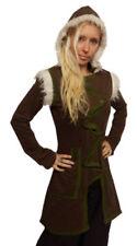Manteaux et vestes marron coton pour femme