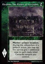 VTES V:TES - Elysium: The Palace of Versailles - Master / KoT