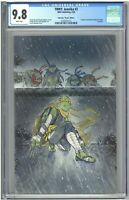 TMNT Jennika #3 CGC 9.8 Momoko Virgin Edition Cover Teenage Mutant Ninja Turtles