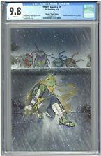 TMNT Jennika #3 CGC 9.8 Momoko Virgin Edition Cover Teenage Mutant Ninja Turtles