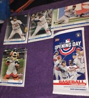 Topps MLB Baseball 2019 Opening Day 4 Detroit Tigers Cards - Miguel Cabrera