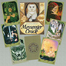 MESSENGER ORACLE ANCIENT NATURE MAGIC Ravynne Phelan 50 Cards 76 page Guidebook