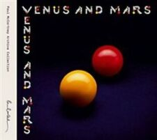 Paul McCartney Wings Venus And Mars Remastered CD New