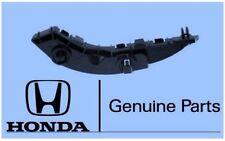 HONDA CIVIC FRONT BUMPER BRACKET, LEFT DRIVER, FENDER RETAINER, Sedan 4 DOOR