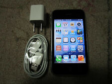 IPhone 3GS-16GB-Black (Factory Unlocked) For/ATT-TMOBILE Or Any Carrier Use Sim