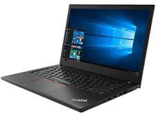 Lenovo ThinkPad T480 i7-8550U 8GB RAM 500GB Win10 14 Inch Laptop