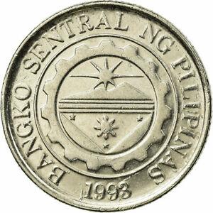 [#674144] Coin, Philippines, Piso, 2014, EF(40-45), Copper-nickel