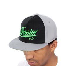 Casquette ALPINESTARS Faster Hat Gris et Noir Taille L/XL