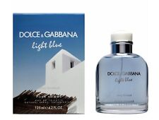 D&G Light Blue Living Stromboli Pour Homme 125mL EDT Dolce & Gabbana Perfume Men