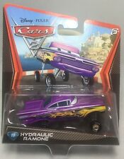 2012 Disney Pixar CARS 2: HYDRAULIC RAMONE (#19) (Purple Paint Job)