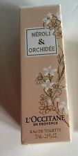 L'Occitane Neroli And Orchidee EDT 75ml Sealed