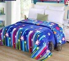 Bedspread Blanket Soft Comfortable Sheet Cover Warm Travel Blankets Lightweight