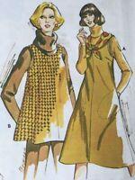 Kwik Sew Sewing Pattern 764 Maternity Jumper Dress Top Tunic  8-10-12 Uncut