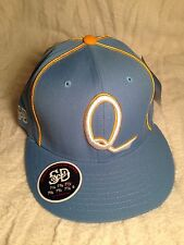Stall & Dean Philadelphia Quakers Fitted Hat (7 1/2)