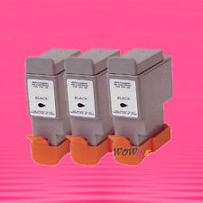 3P BCI-24 BK BLACK INK CARTRIDGE FOR CANON i450 iP1500