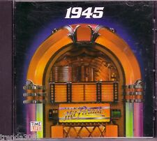 Time Life Your Hit Parade 1945 Cd Classic 40s Johnny Mercer Dick Haymes Rare