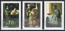 Nederland Postfris 1996 MNH 1664-1666 - Johannes Vermeer