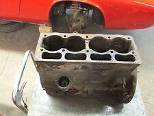 Triumph TR4, TR3, Original Engine Block w/ Matching Main Caps, !!