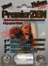 Premier Zen Platinum 5000 Sexual Enhancement Pill 2000 mg