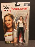 WWE RONDA ROUSEY Series 90 Mattel Basic Figure FIRST IN LINE UFC RAW CHAMPION