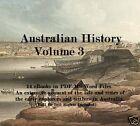 CD- Australian History Vol.3 - eBooks (Resell Rights)