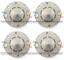 4pcs Replacement Diaphragm For JBL MRX500 MRX512 MRX515 MRX 525  8Ohm