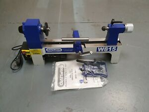EX DISPLAY - COLLECTION ONLY - CHARNWOOD W815 VARIABLE SPEED MINI LATHE