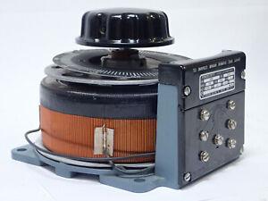 SUPERIOR POWERSTAT 236BU VARIABLE AUTOTRANSFORMER IN 240V OUT 0-280V 10A TESTED