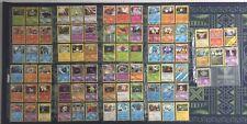 150 Pokemon Card Lot Collection Pokemon Cards TCG Pokedex Kanto Bulbasaur to Mew