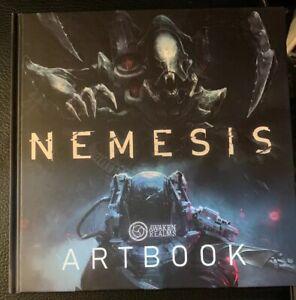 NEMESIS -  Art Book Awaken Realms FREE US Ship New
