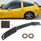 HYDRO CARBON STYLE Rear Trunk Wing Spoiler For 05-13 Corvette C6 Z06 ZR1 Style  for sale